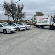 Ahorramas amplía su flota de vehículos ecológicos
