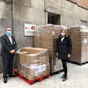 Mercadona dona más de 15.000 pañales a la Fundación Madrina
