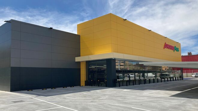 Ahorramás abre un nuevo supermercado en San Sebastián de los Reyes (Madrid)