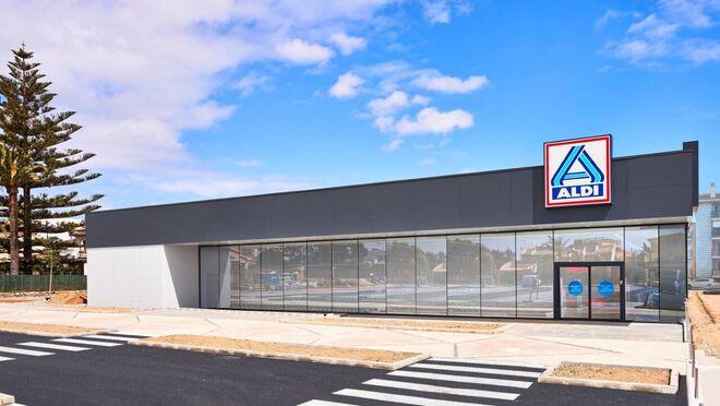 Aldi abre en Mallorca el supermercado 5.000 del Grupo Aldi Nord