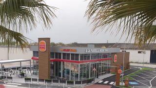 Nuevo Burger King en Écija (Sevilla)