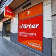 Charter inaugura tres nuevos súper en Badalona, Castellón y Valencia