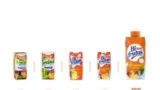 Pascual reinventa su marca Bifrutas: más saludable y sostenible