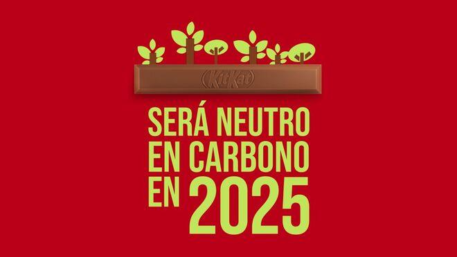 KitKat será neutra en carbono en 2025