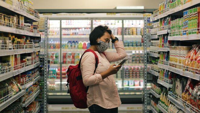 La confianza del consumidor marca su mejor dato desde la irrupción del coronavirus