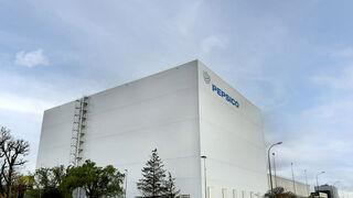 Pepsico empieza a operar desde su centro logístico en Burgos