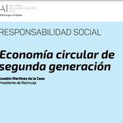 Economía circular de segunda generación