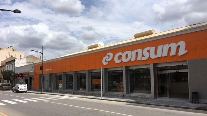Consum abre en Beniel (Murcia) su primer supermercado del año