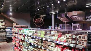 Sánchez Romero reabre su supermercado de Mirasierra (Madrid) bajo el concepto 'Premium 360º'