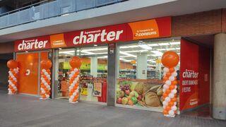 Charter estrena su quinto supermercado en Barcelona en lo que va de año