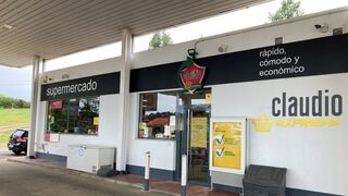 Gadisa suma 201 supermercados franquiciados con un nuevo Claudio Express en San Pedro de Nós (A Coruña)