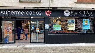 Gadisa abre un nuevo supermercado Claudio en Cuntis (Pontevedra)