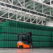 Logifruit, proveedor de cajas de Mercadona, aumentó su facturación el 5% en 2020