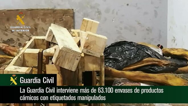 Investigada una empresa de Jaén por usurpar la imagen de la DO Guijuelo en la venta de productos cárnicos