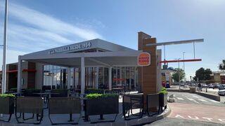 Burger King abre dos nuevos restaurantes en Valencia