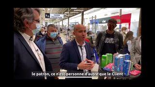 Rami Baitiéh recicla en Francia el discurso de Juan Roig: el cliente es el jefe