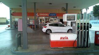 Eroski inaugura un súper Rapid en la gasolinera Avia de Canet de Berenguer (Valencia)