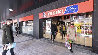 Eroski abre un nuevo súper en el barrio de Amara de San Sebastián con una plantilla de 19 personas
