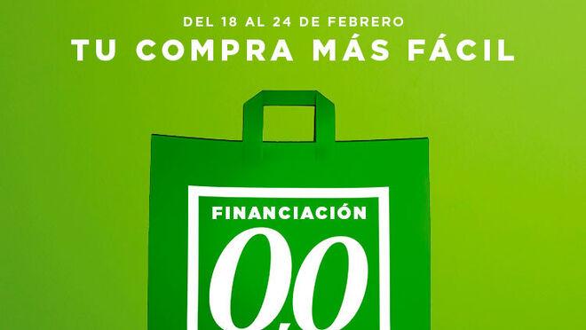 El Corte Inglés lanza su 'Financiación 0,0' para facilitar las compras del verano
