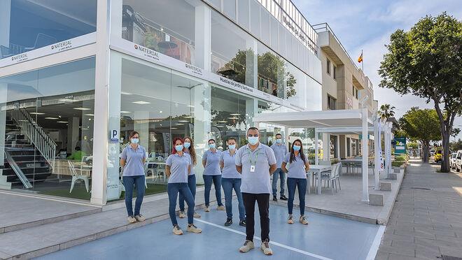 Leroy Merlín abre Naterial, su nuevo concepto de tienda para jardín
