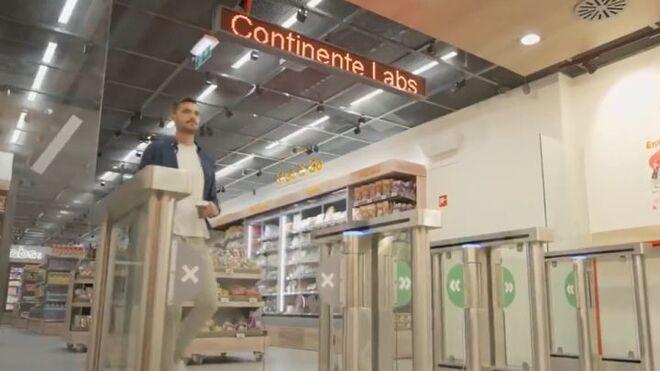 Continente (Sonae) abre su primer supermercado sin cajas en Lisboa