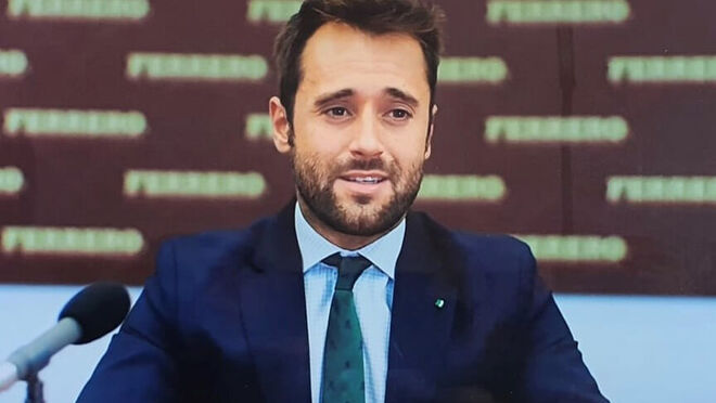 Daniel Anechina, nuevo Media Manager de Ferrero Ibérica