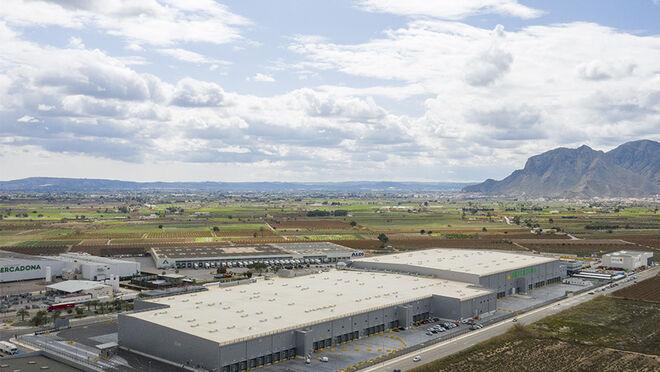 Mercadona invierte 100 millones en ampliar su bloque logístico de San Isidro (Alicante)