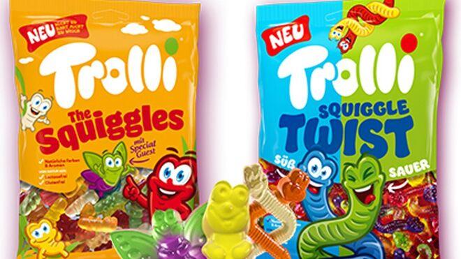 La marca de golosinas Trolli estrena imagen y nueva gama