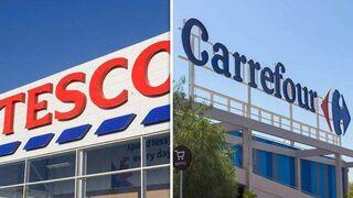 Carrefour y Tesco rompen su alianza