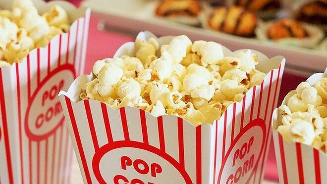 Las salas de cine quieren volver a vender comida
