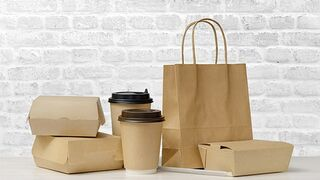 La OCU detecta compuestos nocivos en envases desechables para alimentos
