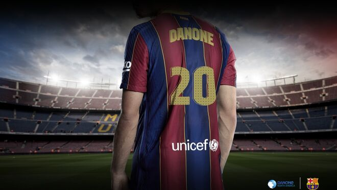 Danone le da la espalda al Barça cuando más lo necesita