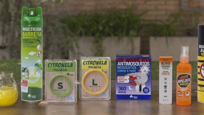 Mercadona multiplica por diez la venta de insecticidas