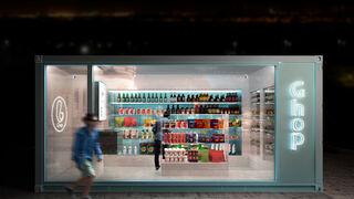 Modelo de supermercado sin cajeros Ghop