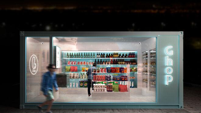 Abre sus puertas Ghop, el primer supermercado inteligente de España