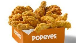 Popeyes alcanza los 20 restaurantes en España