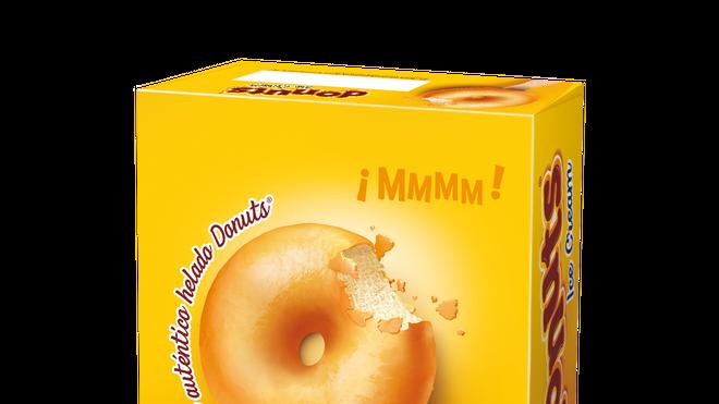 Bimbo y La Menorquina lanzan el helado de Donuts