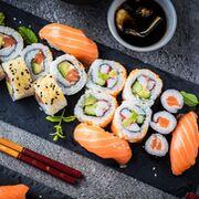 El consumo de sushi refrigerado en el hogar crece el 48% en tres años