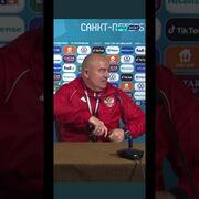 El contraataque del seleccionador ruso al desplante de Cristiano Ronaldo a Coca-Cola