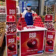 España acoge las primeras ventas de la nueva manzana RedPop de Marlene
