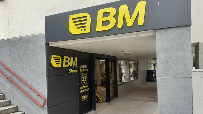 BM Supermercados abre en Usurbil (Guipúzcoa) una nueva franquicia BM Shop