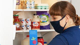 La entrega 'del súper a la nevera', un sueño frustrado por el coronavirus