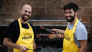 La 'carne vegetal' de Heura recibe 16 millones de inversores y futbolistas