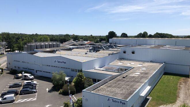 Tetra Pak invertirá 100 millones en su fábrica francesa de tapones