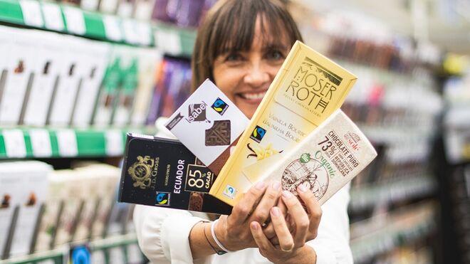 Las ventas de cacao con sello Fairtrade crecieron el 10% en 2020