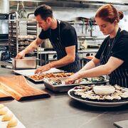 El equipo necesario para una cocina profesional