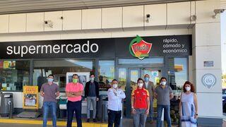Gadisa abre su primer Claudio Express en la provincia de Segovia