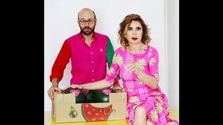 Ágatha Ruíz de la Prada diseña el nuevo envase sostenible de Sandía Fashion