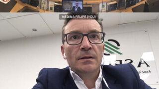"""Felipe Medina (Asedas) pone en valor el """"sistema eficiente"""" de la distribución alimentaria"""