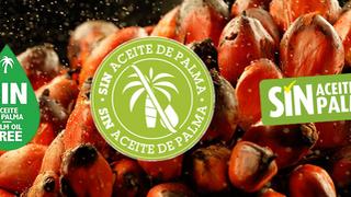 'Sin aceite de palma', ¿es engañoso este etiquetado?